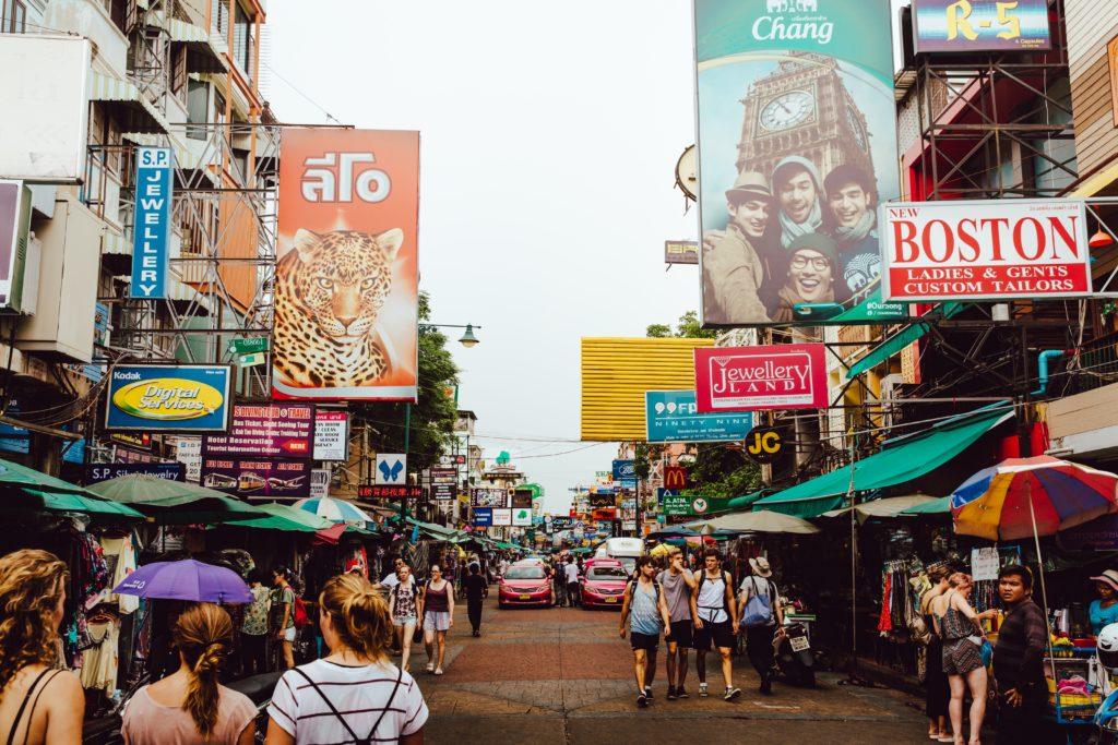 東南アジア旅行で英語力は必要なのか