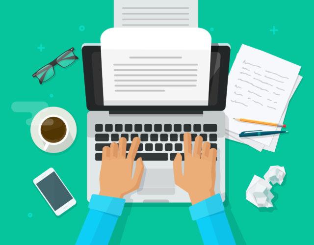 【初心者向け】ブログの記事の書き方